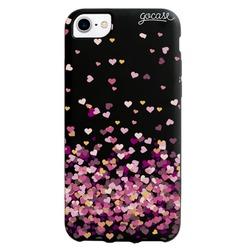 Black Case - Hearts Phone Case