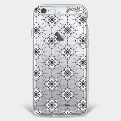 Capinha para celular Azulejo White