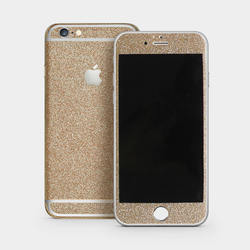 Gold Glitter Skin by Gocase