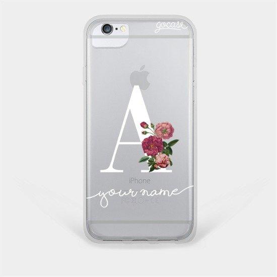 Initials Flower Serif