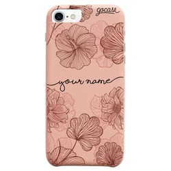 Royal Rose - Floral Traces Handwritten Phone Case