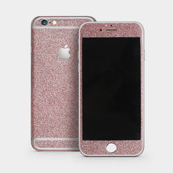Rose Gold Glitter Skin by Gocase