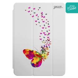 iPad case - Floating Butterflies