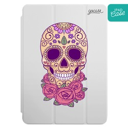 iPad case - Calavera