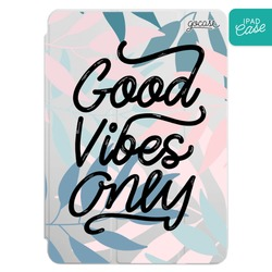 iPad case - Good Vibes