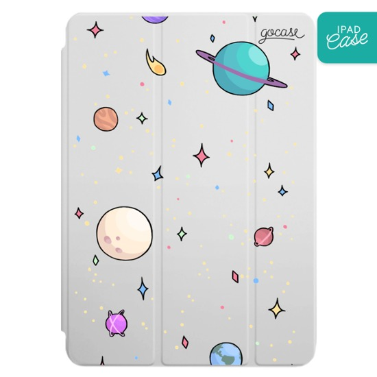 iPad case - Planets