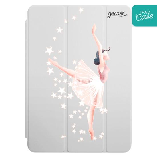 iPad case - Like a Ballerina