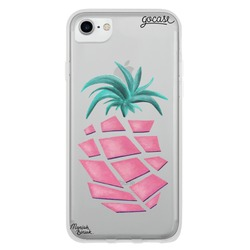 Pink Pineapple Phone Case