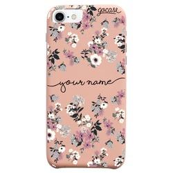 Royal Rose - Lovely Floral Handwritten Phone Case