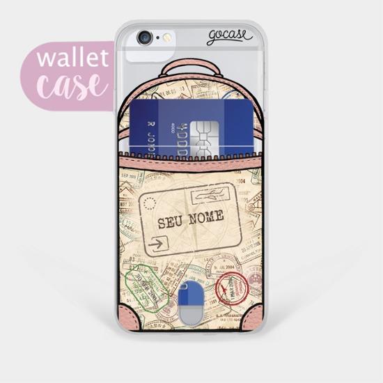 Passaporte Bag - Cartão