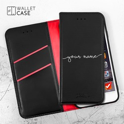 Royal Wallet - Handwritten Phone Case