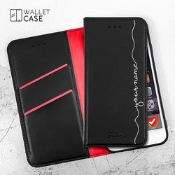 Royal Wallet - Vertical Handwritten Phone Case