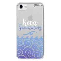 Keep Swimming Phone Case