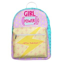 Mochila Gocase Bag - Girl Power Manuscrita