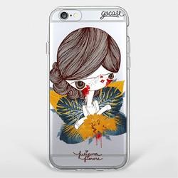 Capinha para celular Folhas de Frida