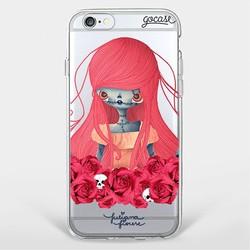 Capinha para celular Sally Esqueleto