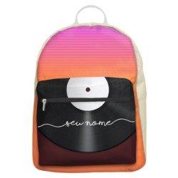 Mochila Gocase Bag - Disco Manuscrita