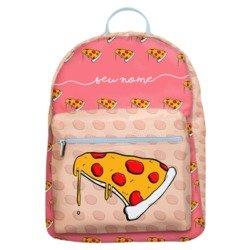 Mochila Gocase Bag - Pink Pizzas Manuscrita