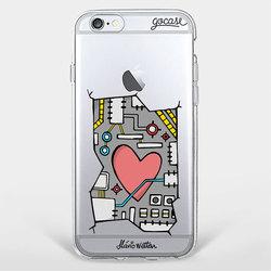 Capinha para celular Amor Inside