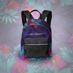 Minibag Gocase - Psicotropical Manuscrita
