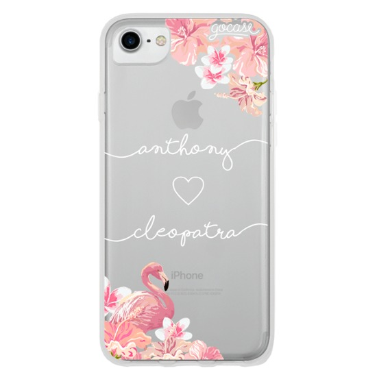 Forever Love - Flamingos Pink