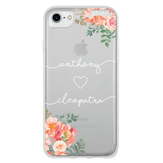 Forever Love - Floral Pink