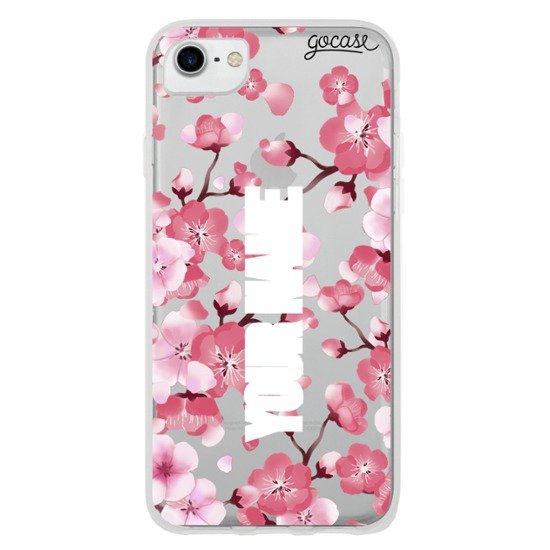 Cherry Petals - Vertical Customization
