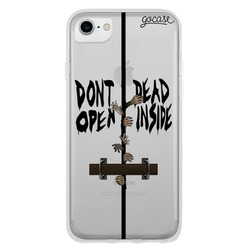 Don't Open Phone Case