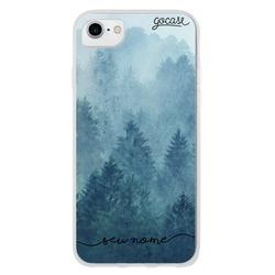 Blue Forest Handwritten Phone Case