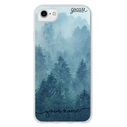 Blue Forest Handwritten Phone Case
