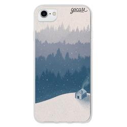Capinha para celular Snow