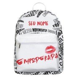Mochila Gocase Bag - Empoderada Personalizada