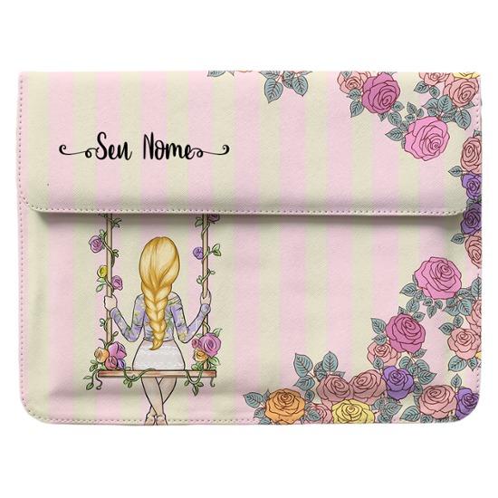 Case Clutch Notebook - BFF - Floral - Loira