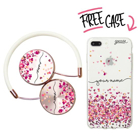 Kit Hearts (headphones + case)