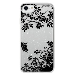Nocturnal Leaves (Clean) Phone Case