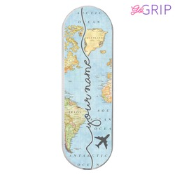 GoGrip - World Map Handwritten