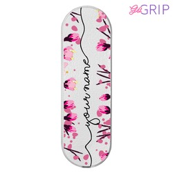 Gogrip - Cherry Blossoms Handwritten