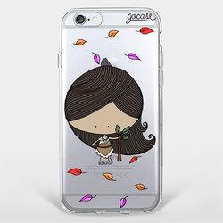 Capinha para celular Pocahontas