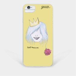 Capinha para celular Uma Menina e Um Príncipe