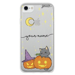 Halloween night handwritten Phone Case