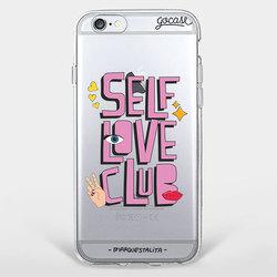 Capinha para celular Love Club