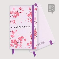 Sketchbook - Pétalas de Cerejeira Manuscrito