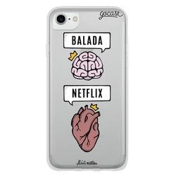 Capinha para celular Razão e Emoção - Balada