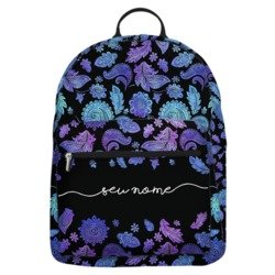 Mochila Gocase Bag - Purple Manuscrita