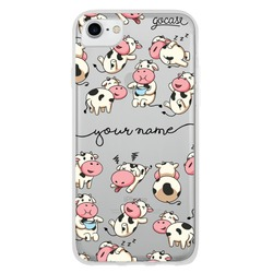 Cows Handwritten Phone Case