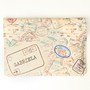 Clutch passaporte 1x1
