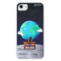 Lunar Habitant Phone Case
