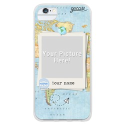 Picture - World map Phone Case