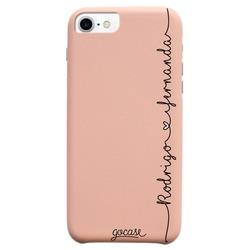 Capinha para celular Fascino Eterno Amor - Corações