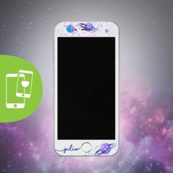 Stardust Handwritten - Screen Protector - Tempered Glass